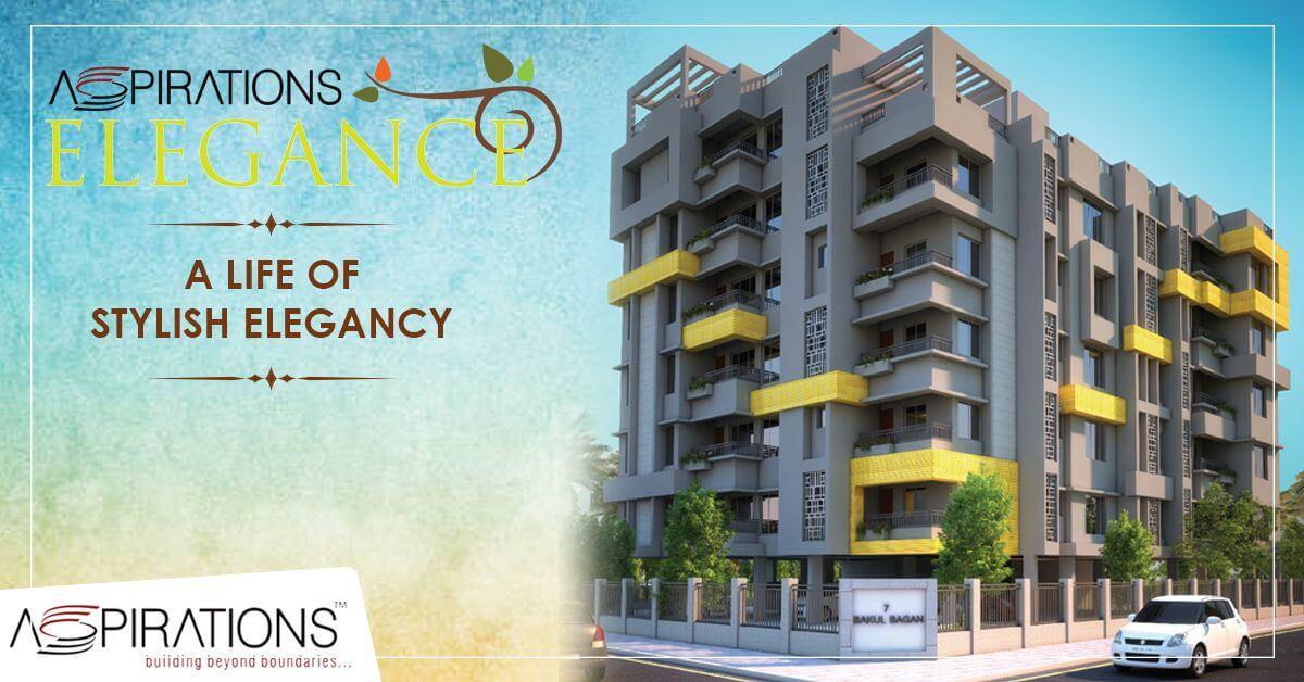 New flats in South Kolkata