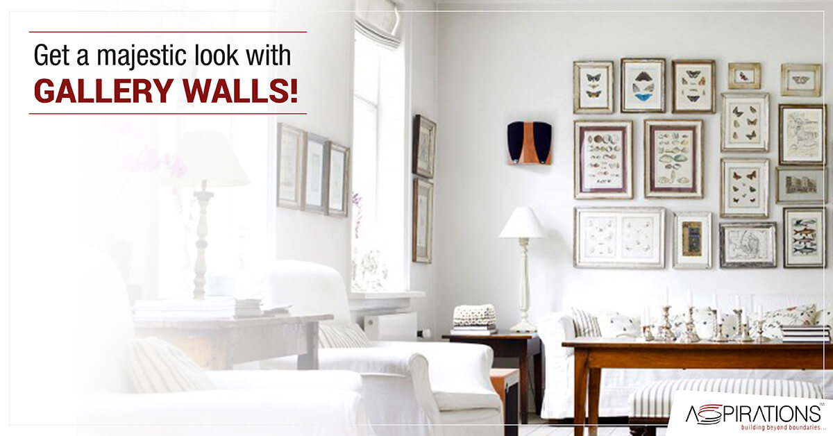 Add A Stunning Gallery Wall In Your New Flat In Kolkata